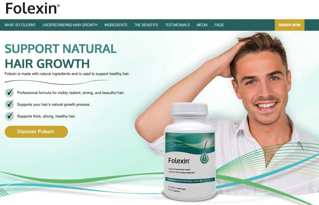 folexin website