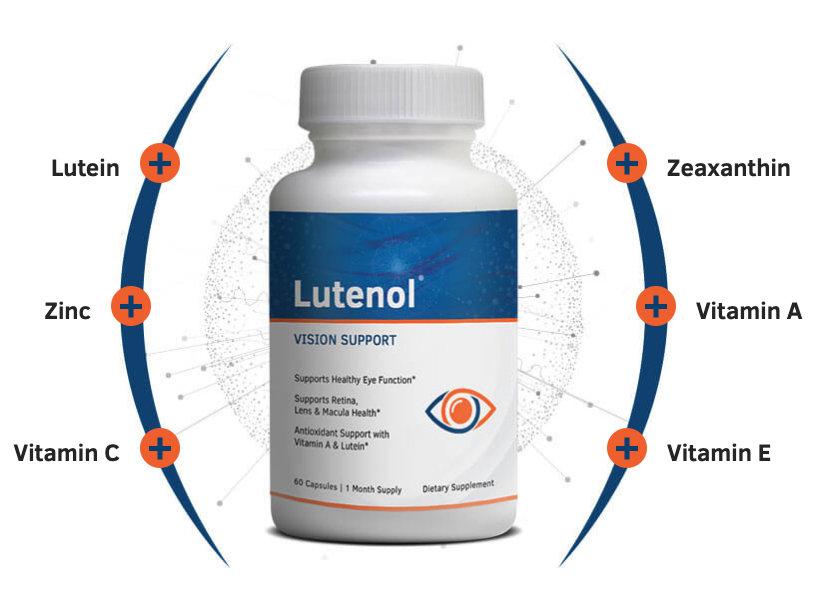 Ingredients Of Lutenol