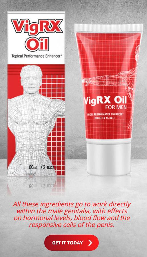 get VigRX Oil